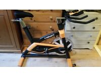 Mirafit spinning exercise bike
