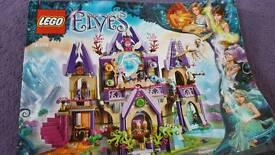 Lego elves skyras castle