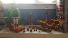 Jake and neverland pirates bundle