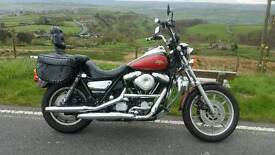 MAY PX HARLEY DAVIDSON FXR SUPERGLIDE Buell sportster triumph 1200 883