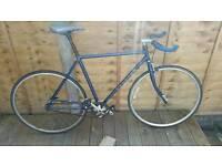 Fixed gear bike for sale.