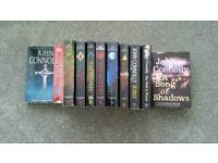 John Connolly thrillers