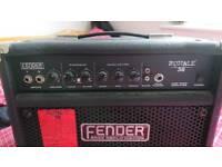 Bass amplifier (Fender)