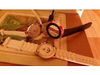 3 excellent quality watches to be sold- In fashion and in a good quality!