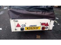 TRAILER 6FT BY 4FT AVAILABLE FOR SALE