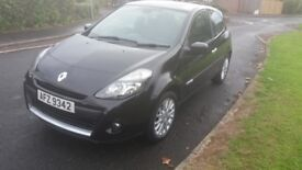 Renault Clio Dynamique 2010 1.5 diesel mint mot 19 £30 tax 65mpg approx just serviced drives perfect