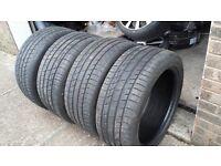 new tyres 265/45/20