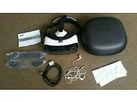 Samsung gear vr virtual reality headset galaxy note 4