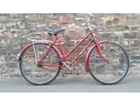FULLY SERVICED OLD SCHOOL SAFE WAY LARGE FRAME SIZE BICYCLE