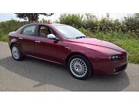 Alfa Romeo 159 2.4 Lusso Diesel Saloon Red