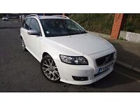 Volvo V50 2.0 Diesel R-design. Same as S40 estate. Poss part exchange? P/x