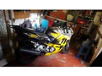 CBR 600 PROJECT FOR SALE