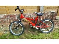 Childs bike 4-6 years approx