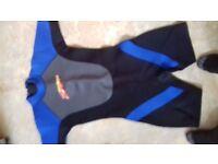 Wet suits for sale