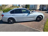 BMW, 3 Series M sport , Saloon, 2016, Semi-Auto, 1995 (cc), 4 doors