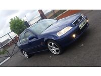 2001 Honda Civic 1.4