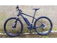 2017 CUBE Elite Hybrid C:62 Race 500 29er Electric Hardtail MTB bike bicycle e-bike