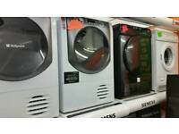 Hotpoint 9kg tumble dryer for sale. Free local delivery