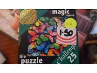 Adult and children's puzzles