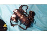 Nikon D5000 SLR Camera and Accessories