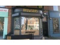 Internet Cafe Business for sale