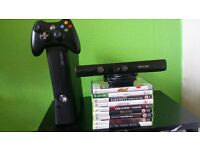 4gb xbox 360 slim with kinect