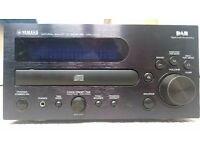 Yamaha CRX-M170 Mini Hi-Fi System with Mission M31i Speaker Pair