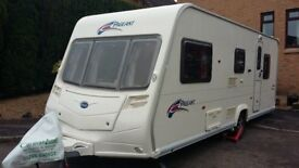 Bailey Pageant Provence 5 Berth Series 6 (2007)