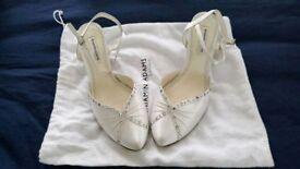 Size 4 wedding shoes