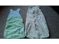 Baby sleeping bags x2 Disney/Mamas and Papas