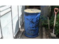 2 x 50 Gallon Water Butts