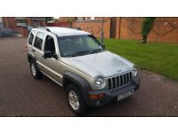 Jeep Cherokee 3.7 V6 Sport Automatic LPG