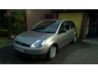 Ford Fiesta with Extras