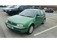 2001 VW Golf TDI SE