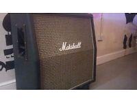 MARSHALL 1960 AV (Celestion Vintage 30 speakers)