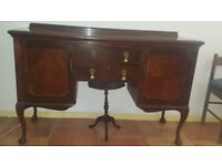 Antinque Sideboards . early 20th Century English