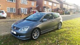 Honda Civic Type R - EP3 - 2004 - Grey - FSH - Timing Chain Replaced