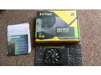 Sold - Nvidia Zotac GTX 1050 2GB DDR5 PCI-E HD VR Gaming PC Graphics Card 4K single slot. Hdmi, DVI