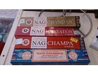 Boxes of Incense, Nag Champa +