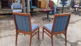 FREE FOR UPLIFT meeting chairs or dinning chairs