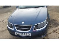 2006 06 SAAB 9-5 1.9 TID VECTOR AUTOMATIC DIESEL ** ONLY 83000 MILES ** LEATHER INTERIOR ** 12 M MOT