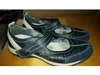 Brand New ladies lotus Relief shoes