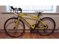 CARRERA TDF JR Ltd Racing Bike with Boardman cycle computer