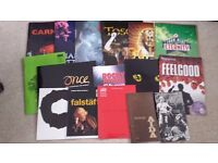 Collection Opera Programs Job Lot - some with tickets