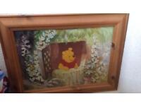Winnie the Pooh 61 x 46cm