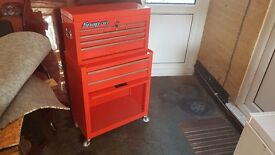 SNAP-ON chest tool box very good condition