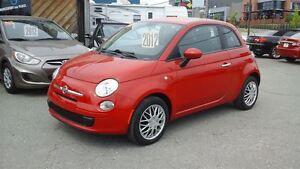 2012 Fiat 500 Pop, MANUEL, GR ÉLECTR, MIRR & DOOR LOCK