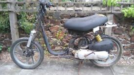 Honda Sky moped classic vintage retro scooter spares repair