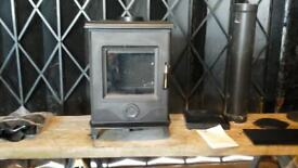multi fuel stove , precision 1 ,horse flame model non boiler type