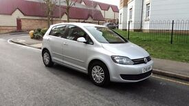 Volkswagen Golf Plus 1.6 TDI BlueMotion Tech S 5dr 2011 (61 reg), Hatchback £3995